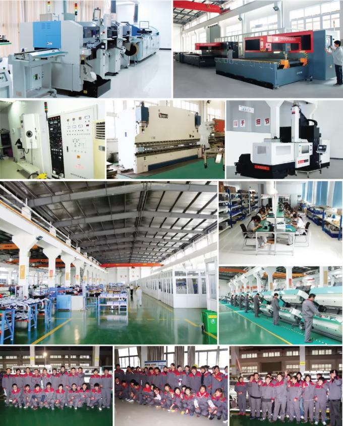 Anhui Zhongke Optic-Electronic Color Sorter Machinery Co., Ltd.