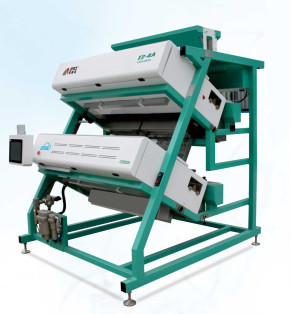 Ccd Green Tea Optical Sorting Machine , Industrial Vision Color Sorter